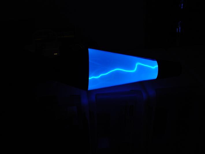 Lava Lightning 2 in blue