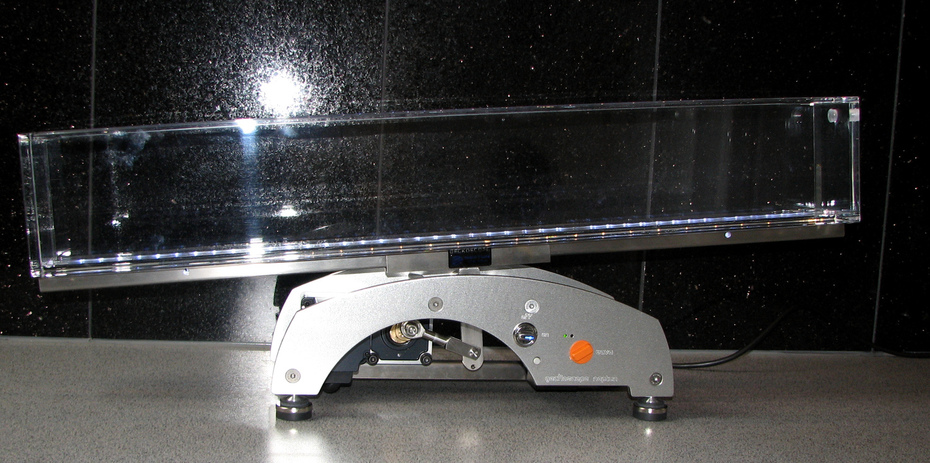self buid wave machine finished