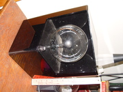 Larry Albright plasma globe full shot (dusty!)