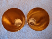 Crestworth Copper Goblets 4.