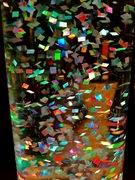 Italian Glitter Lamp Restoration