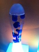 Fluidium Opal clear/blue 1