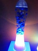 Fluidium Opal clear/blue 4