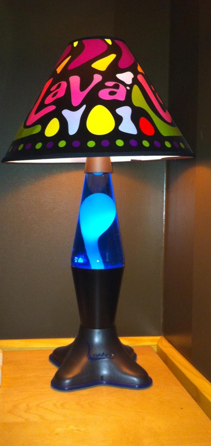 LAVA Desk Lamp
