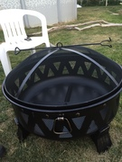 New fire pit!!!