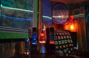 GooRoom Corner -- Mathmos lamps