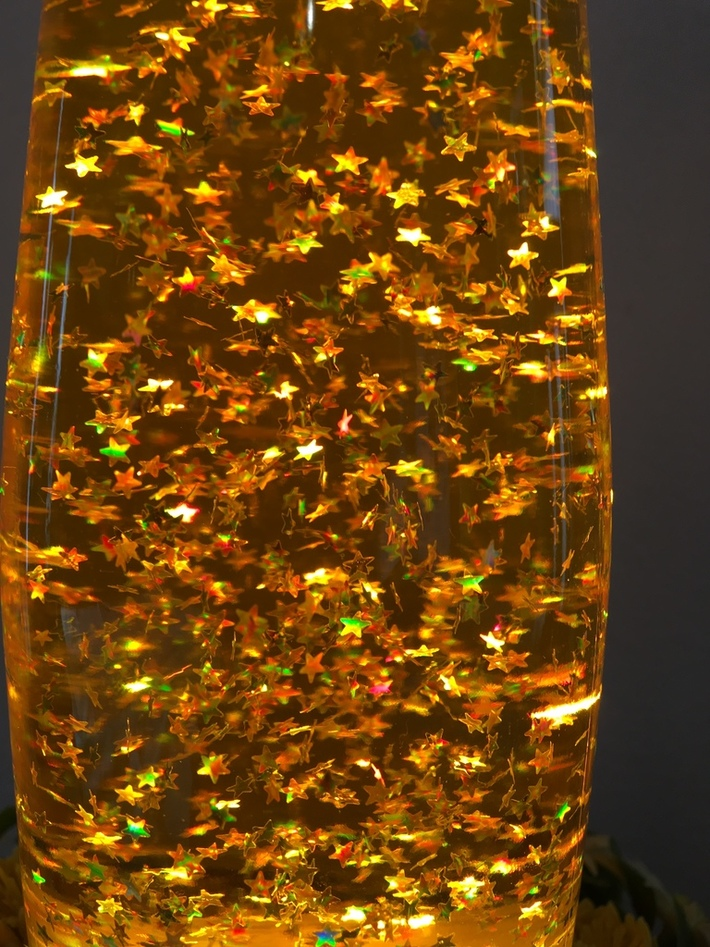 Restored Elegant Enchantress Refilled with Star Glitter