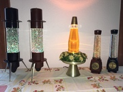 Restored Elegant Enchantress with Russian Glitter Lamps