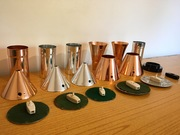 Crestworth Lamps Stripped and Polished