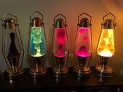 Coach lantern glow