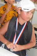 1st ZAT tennis tourney for 9 year old - finals