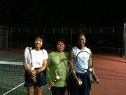 Alameda tennis at the South Shore Beach and Tennis Club