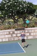 Hawaii stadium court