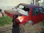my totaled car