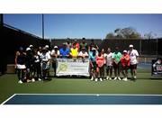 Nike Tennis Camp at the Harbor Bay Club in Alameda