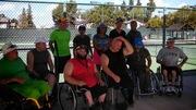 Up Down Tennis in Manteca of Saturday September 27, 2014