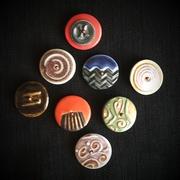 Pin Shank Buttons