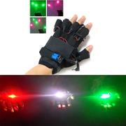 HTPOW Laser Gants de Quatre Doigts Laser Vert 532nm DJ