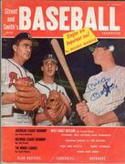 1959 Street and Smith signed by Mantle