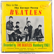 1965 The Savage Young Beatles Sealed LP