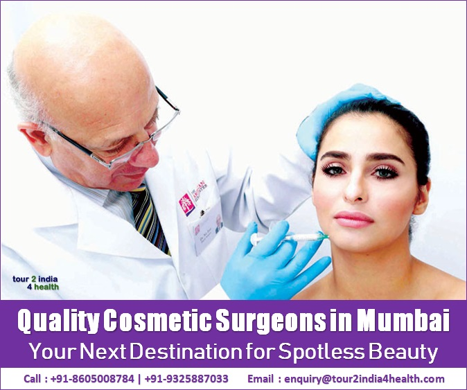 Top Cosmetic Surgeons in Mumbai Your Next Destination for Spotless Beauty