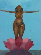 Black Goddess Art