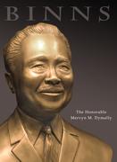 Mervyn M. Dymally life sized bronze bust by Nijel Binns