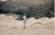 Sr. Humberto, Lazer no Rio Betim, déc. de 40