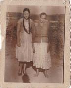 MINHA AVÓ MARIA LUIZA E SUA MÃE ,MINHA BISAVO  MARIA JOSÉ DA SOLIDADE
