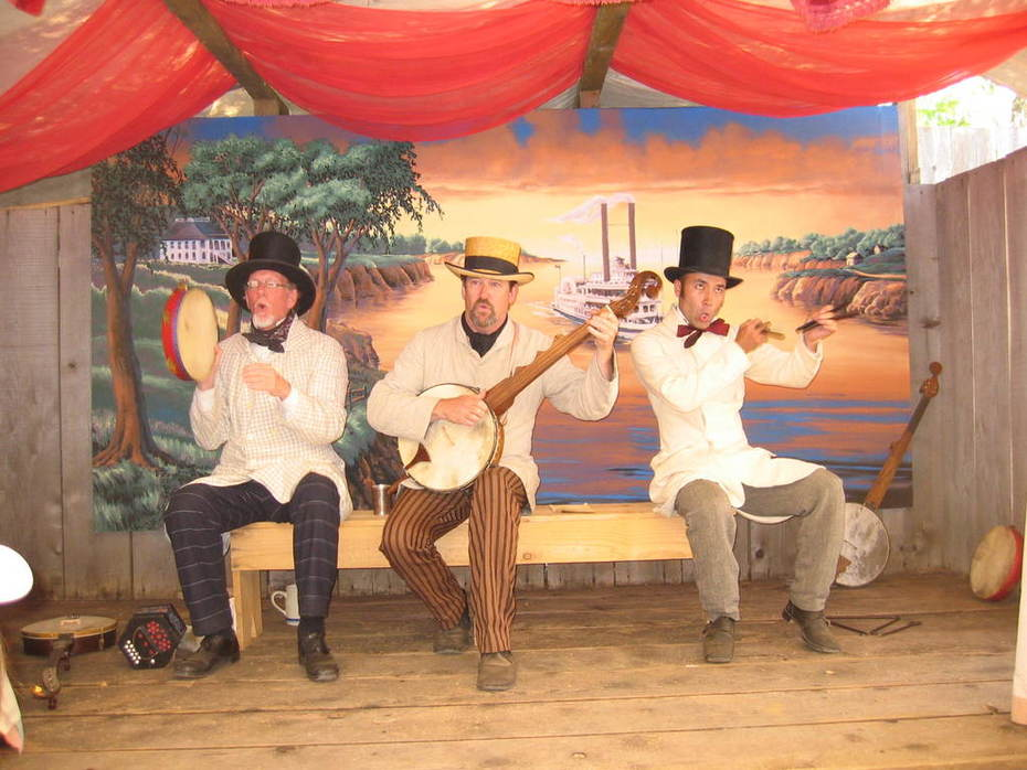 The Free & Accepted Minstrels of Old New Orleans