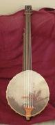 My banjo Sarahbelle