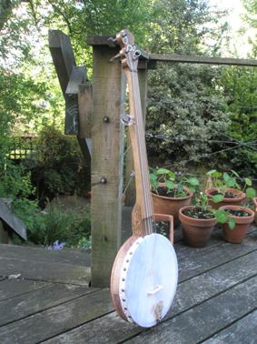 tackhead banjo