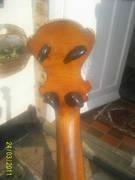 Heseltine banjo peg head