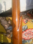 Heseltine banjo fifth string detail