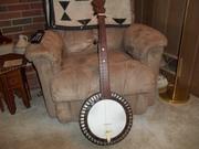 1867 Dobson banjo.
