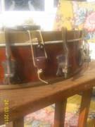 Heseltine banjo tail piece mounting