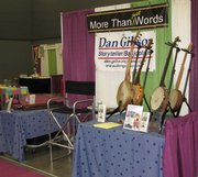 2011 Texas Library Association Booth