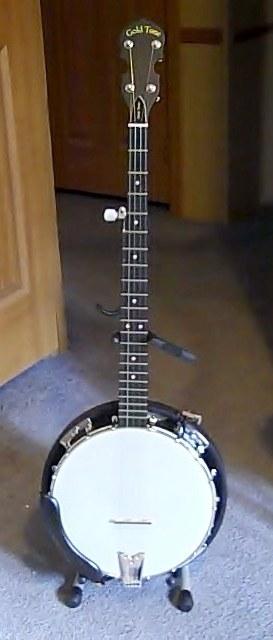 My BG Banjo