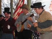 Fort Scott Minstrels.