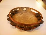 1858 patent tambourine 003