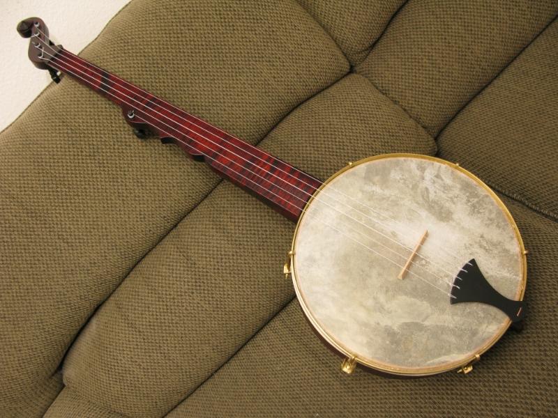Front of Bell Kit Banjo