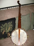 BELL AND SON BOUCHER BANJO BUILD V