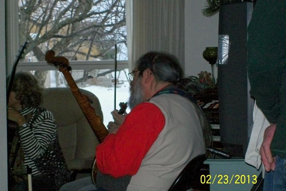 2013 Feb Banjo Gathering 1