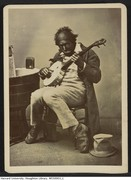 Charles Wilson Banjo