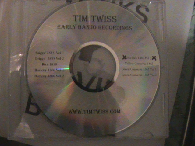 Early Banjo Recordings