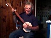 Fireside 5 String Practice Banjo