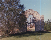 Cherry Hill. Old stone house barn