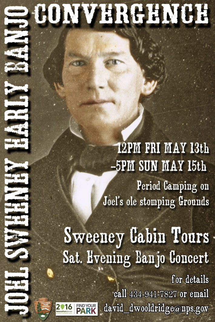Sweeney Convergence May 13-15.