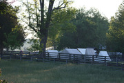 Sweeney banjo tent city