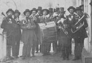 Rohersville Band circa 1857
